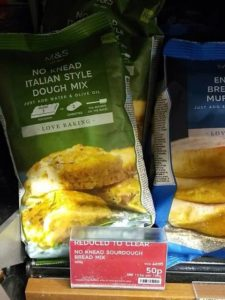 M&S Reduced Food