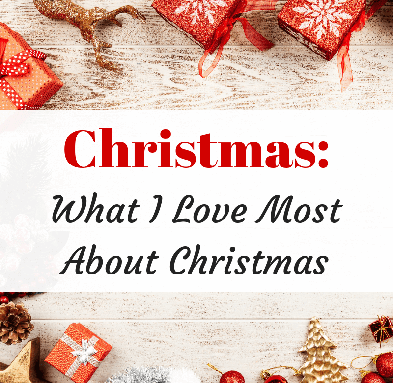 The Christmas Tag - What I Love Most About Christmas - Savvy in Somerset