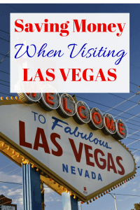 Planning a once in life time trip this year? Las Vegas is top of many people's bucket list - here are some tips for splashing a little less cash when you visit