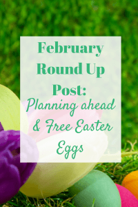 Can you believe it's March already? Here's a quick round-up of everything that's happened with me in Febuary including my best bargains and favourite posts