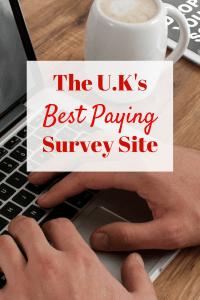 Survey sites get a bit of bad rep for paying very little for a lot of effort. However, there is one site that pays muchbetter than the others. Read on to discover the U.K's Best Paying Survey Site