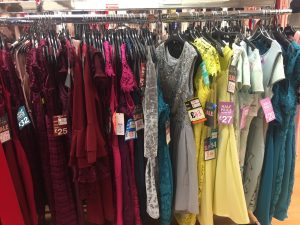 Wedding outfit Shopping at Clarks Village Outlet