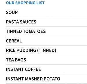 5 Things to Consider When Donating to Your Local Food Bank
