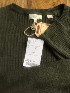 How To Save Money On Clothes at Fat Face - Jumper from TX MAXX
