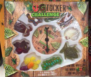 Christmas shopping at B&M - Bug tucker Challenge