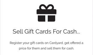 How To Sell Unwanted Gift Cards and Make Extra Cash with Cardyard